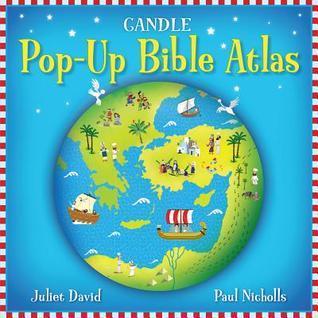 Gandle Pop-Up Bible Atlas  by  Juliet David