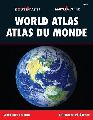 World Atlas  by  Matthew Wadley
