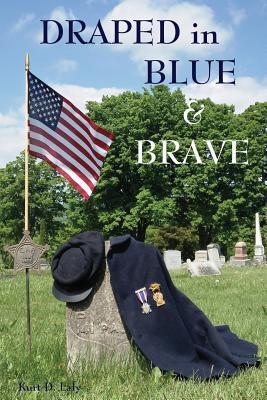 Draped in Blue & Brave Kurt D Lafy