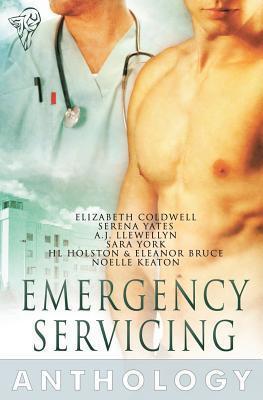 Emergency Servicing  by  Elizabeth Coldwell