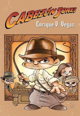 Cabezón Jones: Obra completa  by  Enrique V. Vegas