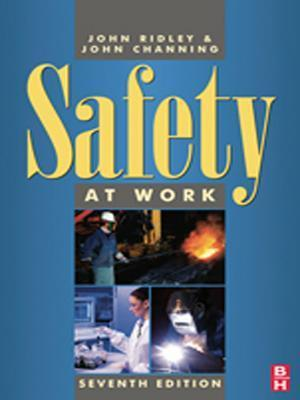 Safety at Work  by  John   Ridley