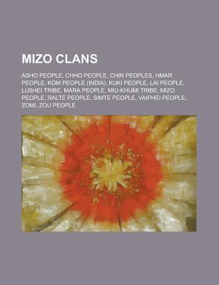 Mizo Clans Books LLC