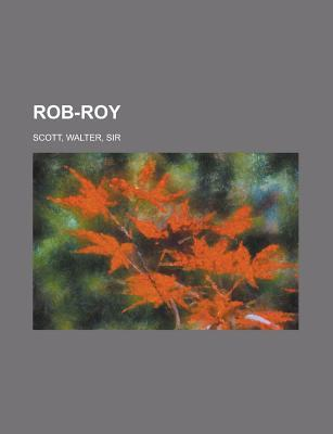 Rob-Roy Walter Scott