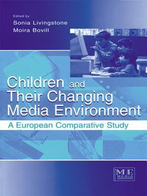 Children and Their Changing Media Environment: A European Comparative Study Sonia M. Livingstone