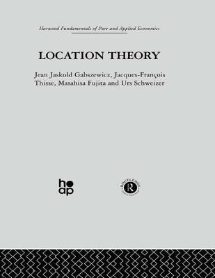 Location Theory J Gabszewicz