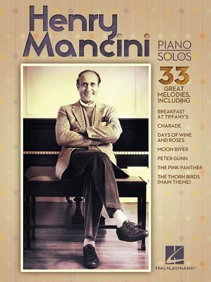 Henry Mancini Piano Solos  by  Henry Mancini