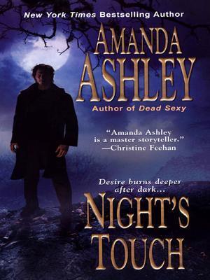 Nights Touch Amanda Ashley
