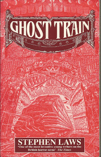 Ghost Train Stephen Laws