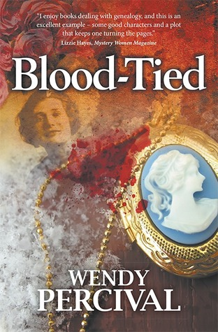 Blood-Tied  by  Wendy Percival