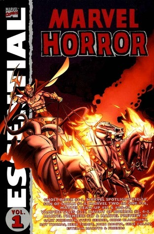 Essential Marvel Horror, Vol. 1 Gary Friedrich