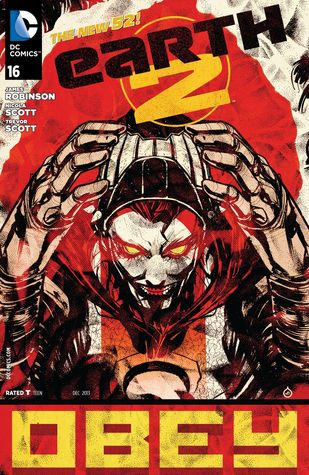 Earth 2 #16 (New 52 Earth 2, #16) James Robinson