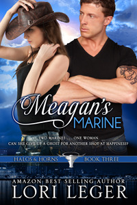 Meagans Marine (Halos & Horns, #3)  by  Lori Leger