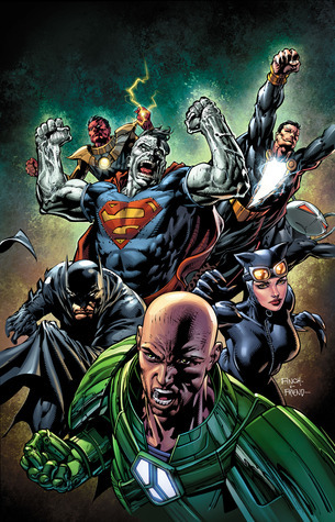 Forever Evil #5 (The New 52)  by  Geoff Johns