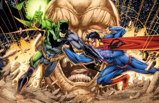 Batman / Superman #7 (The New 52)  by  Greg Pak