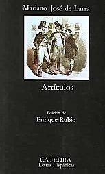 Antony: Drama Nuevo En Cinco Actos, Articulo 2 Mariano José de Larra