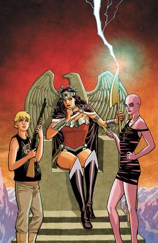 Wonder Woman #11 (The New 52)  by  Brian Azzarello