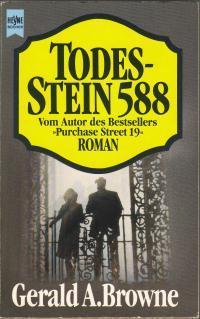 Todesstein 588 Hans Hellmut Kirst
