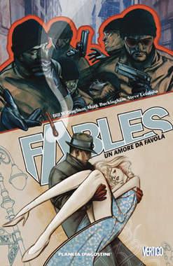 Fables n. 3: Un amore da favola  by  Bill Willingham