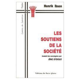Les soutiens de la société Henrik Ibsen