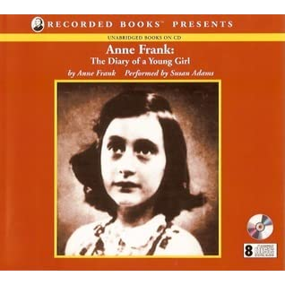 A review of the diary of a young girl an autobiography by anne frank