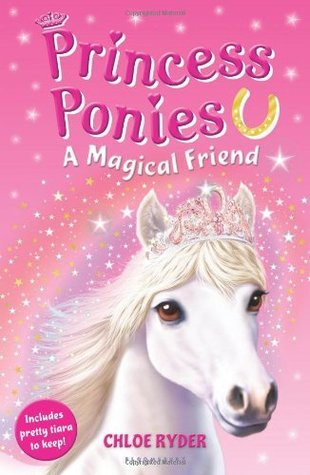 The Special Secret (Princess Ponies, #3) Chloe Ryder