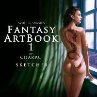 Fantasy Art Book 1: Sketches  by  Javier Charro