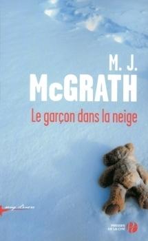 le garçon dans la neige M.J. McGrath