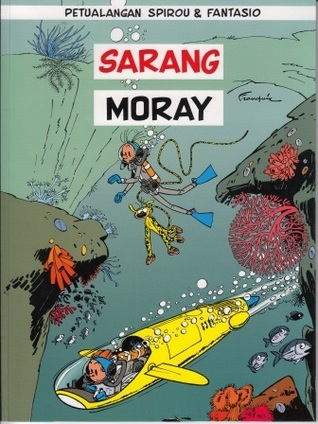 Sarang Moray  by  André Franquin