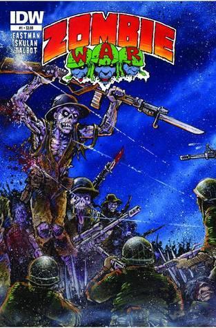 Zombie War #1 Kevin Eastman