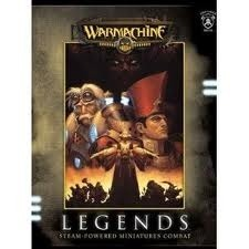 Warmachine: Legends  by  Privateer Press