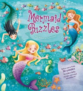 Mermaid Puzzles  by  Stella Maidment