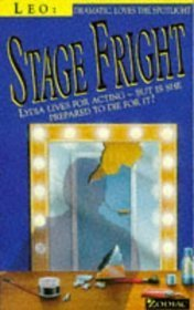 Stage Fright  by  Jahnna N. Malcolm