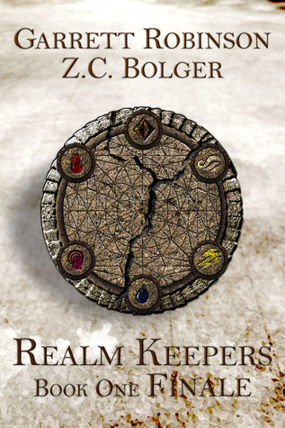 Realm Keepers: Book One Finale  by  Garrett Robinson