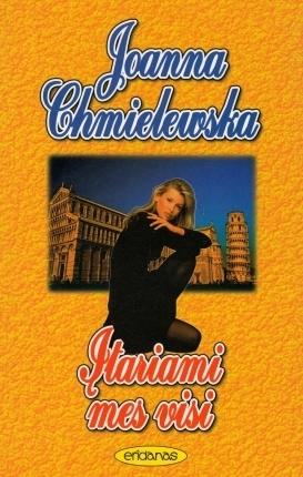 Įtariami mes visi Joanna Chmielewska