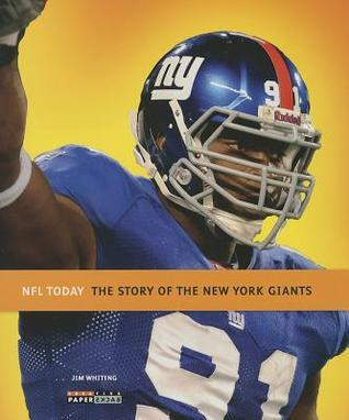 NFL Today: New York Giants  by  Jim Whiting