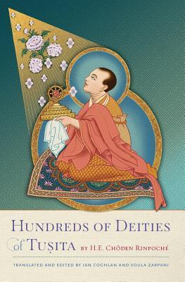 Hundreds of Deities of Tusita  by  H E Choden Rinpoche
