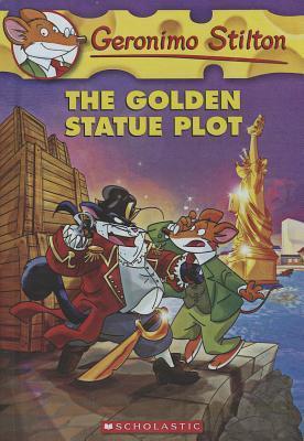 The Golden Statue Plot Geronimo Stilton