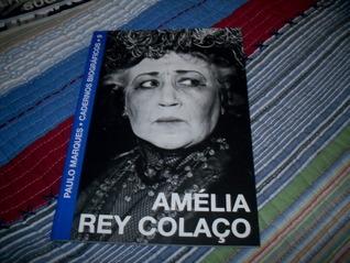 Amélia Rey Colaço  by  Paulo Marques