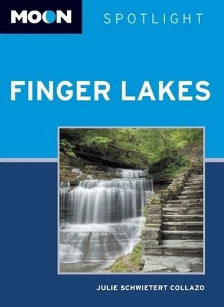Moon Spotlight Finger Lakes  by  Julie Schwietert Collazo