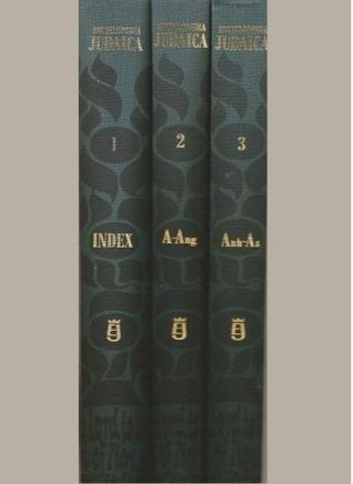Encyclopaedia Judaica (18 Volume Set)  by  Cecil Roth
