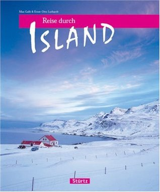 Reise durch Island.  by  Max Galli