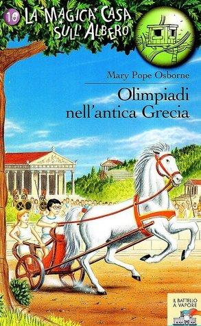 Olimpiadi nellantica Grecia Mary Pope Osborne