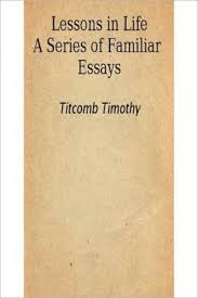 Lessons in Life  by  Timothy Titcomb