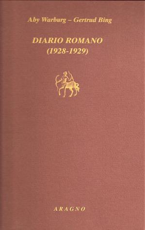 Diario romano (1928-1929) Aby Warburg