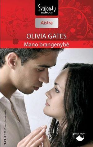 Mano brangenybė  by  Olivia Gates