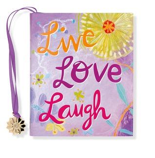 Live, Love, Laugh  by  Evelyn Beilenson