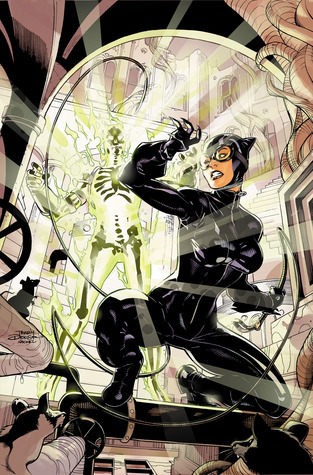Catwoman #22 (The New 52)  by  Ann Nocenti