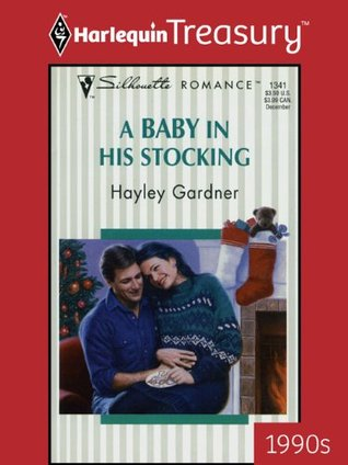 Baby in His Stocking  by  Hayley Gardner