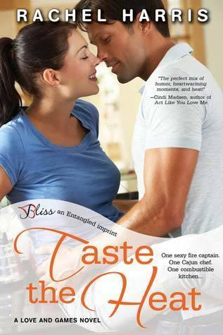 Taste the Heat (Love and Games, #1)  by  Rachel  Harris